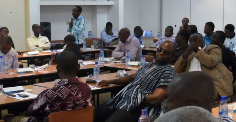 Holy City Foundation Leads Discussion On Revenue Mobilisation