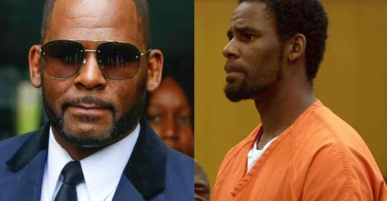 Singer R. Kelly wants to be released after health issues