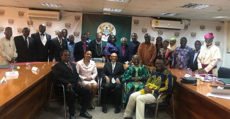 Eminent Advisory Committee Urge Parties To Put Ghana First