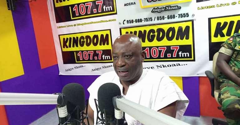 Be Patient, Akfufo-Addo Will Surely Deliver--Kusi Boafo