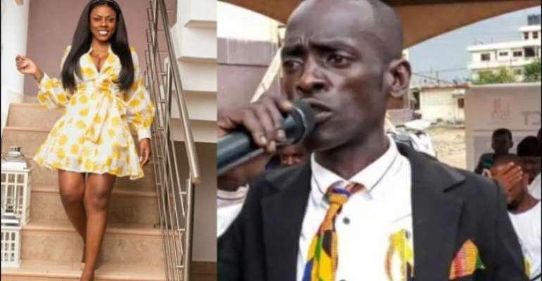 [Video] I'll Marry Nana Aba Anamoah — Aponkye Vows