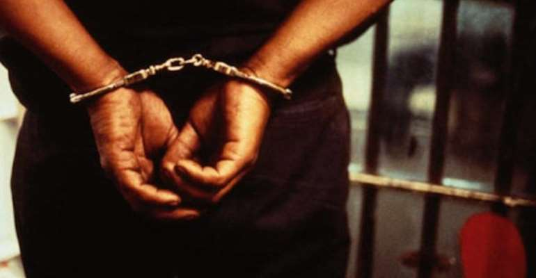 Two Capos Of National Security Busted Over 25k Fraud