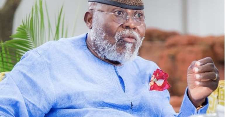 No One Can Hold Hearts of Oak To A Ransom - Dr Nyaho Tamakloe