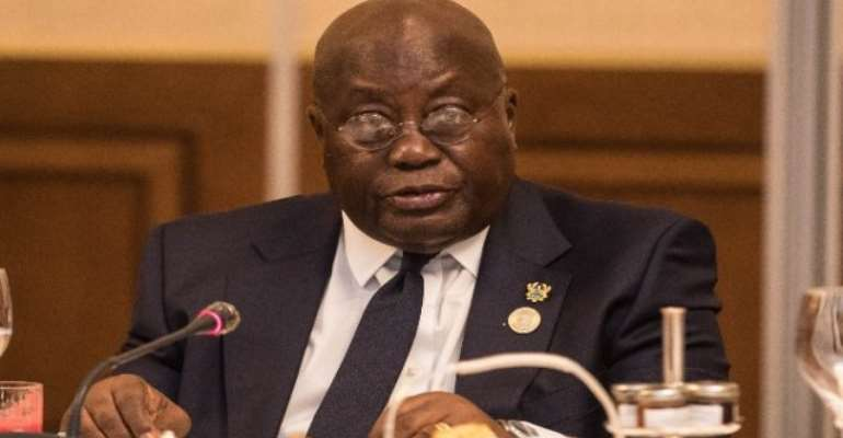 Akufo-Addo, EC Cited For Constitutional Blunder Over Creation Of Oti Region
