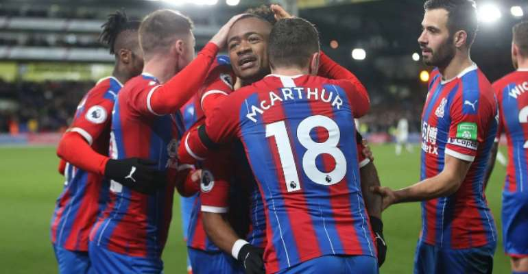 Jordan Ayew's Classy Strike Against West Ham Nominated For Premier League Goal Of The Month