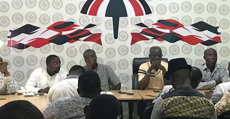 W/R: NPP Gov't Has Not Built Any 1D1F Factories – NDC Debunk Claims