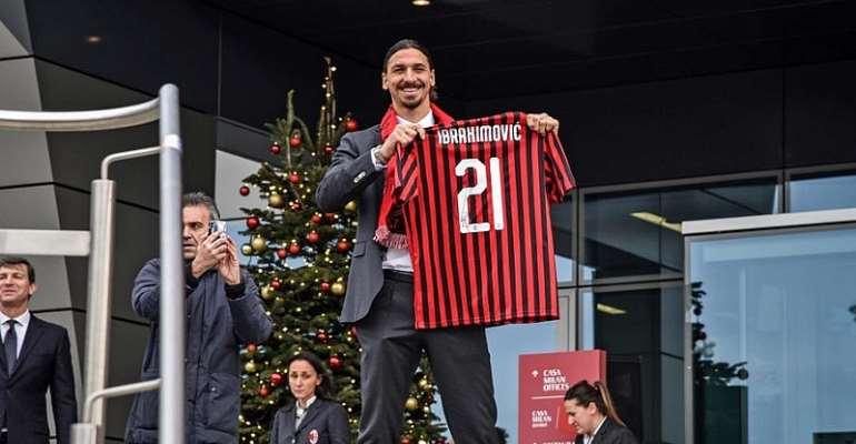 Ibrahimovic Looking For 'Last Bit Of Adrenaline' At AC Milan