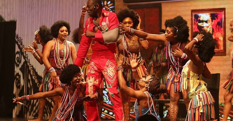 Fela's Republic And The Kalakuta Queens Wraps Up This Sunday At The Terra Kulture