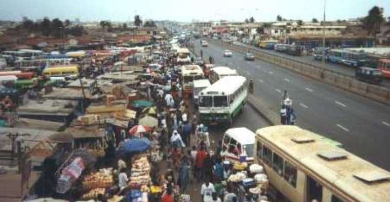 OPINION: Accra is Filthy, And Indeed So