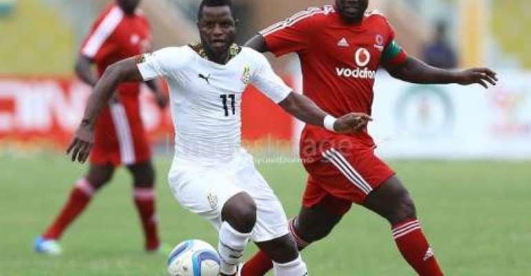 Vodafone Unity match: Black Stars beat World XI in six-goal thriller