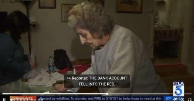 California Woman Mistakenly Declared Dead