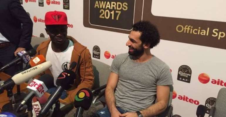 There Is No Rivalry Between Me And Salah - Mane