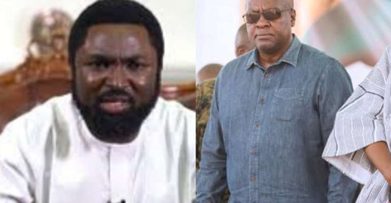 [Watch] Mahama Will Win 2020 Elections – Nigerian Prophet Claims