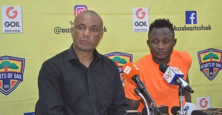Kim Grant Lied To Hearts of Oak Board - Dr Nyaho-Nyaho Tamakloe