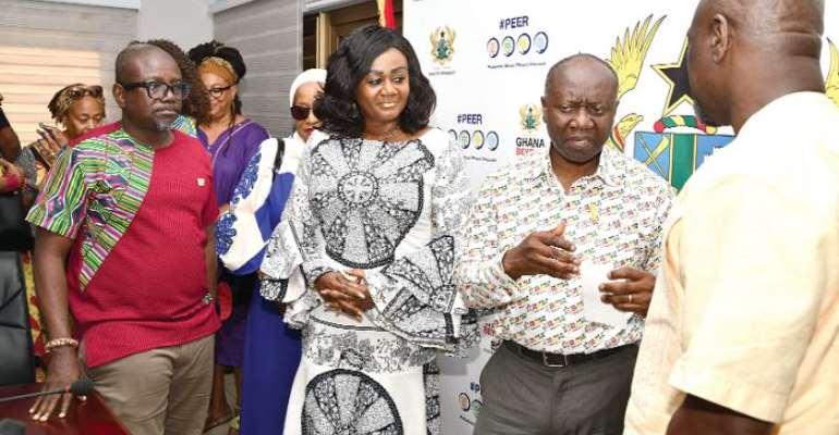 Gov't Creates 'Sankofa Account' For Diaspora