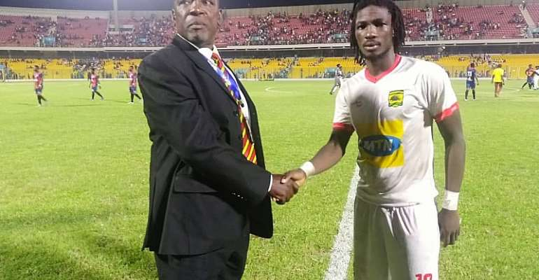 Songne Yacouba Adjudged 'Man of the Match' In Kotoko's Win Against Legon Cities FC