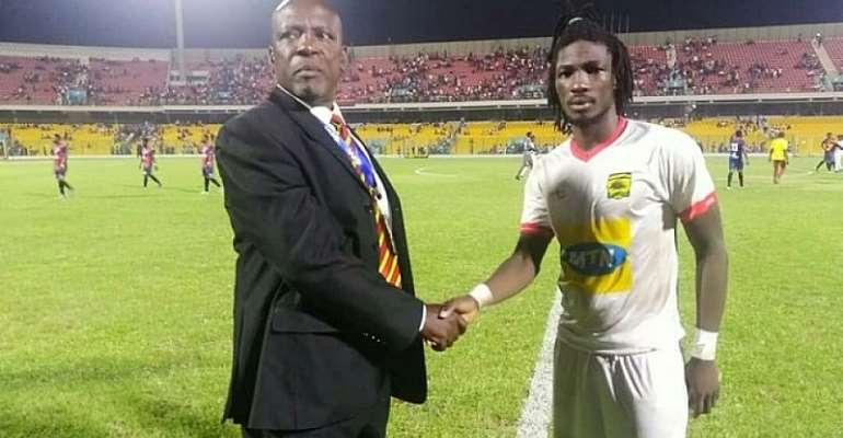 Songne Yacouba Named MoTM As Kotoko Humble Legon Cities FC