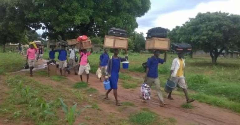 Free SHS Enrollment In Total Mess; Fix It--Okudzeto Ablakwa