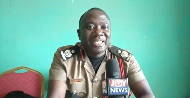 CFOKwesi Baffour Awuha, has bemoaned the poor state of their fire tenders at Buipe