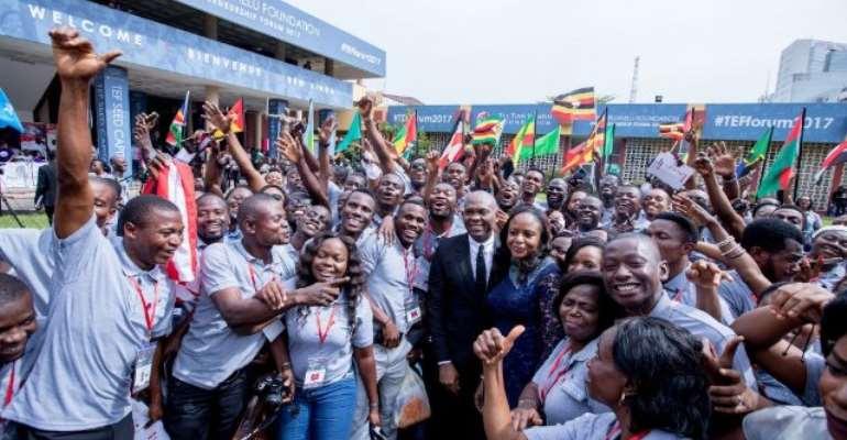 Tony Elumelu Entrepreneurship Programme Open For Applications From African Start-ups