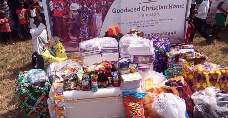 GoodSeed NGO Fetes Over 500 Deprived Children