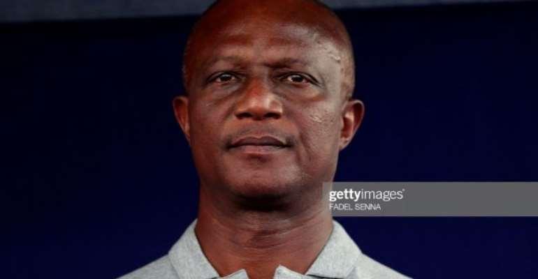 GFA Boss Kurt Okraku Reveals Kwesi Appiah's Sack