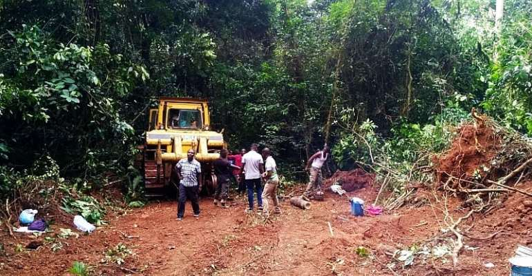 Can Protests Against The Destruction Of The Atewa Forest Reserve Eventually Cause Regime-Change In Ghana?