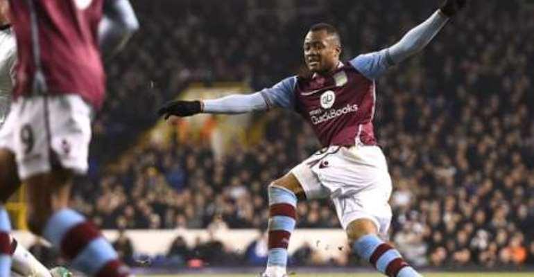 Suspended: Jordan Ayew to miss Sunderland clash