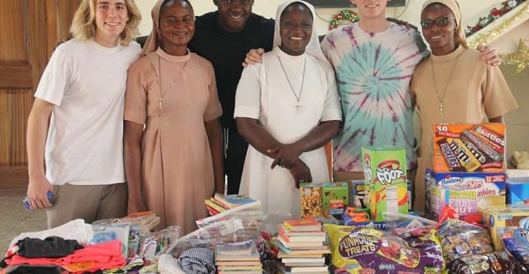 Kressner Orphanage Receives Support From US-Based Students