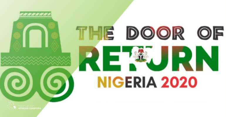 'Door Of Return' Campaign Unauthorised By Us — Nigerian Diaspora Commission