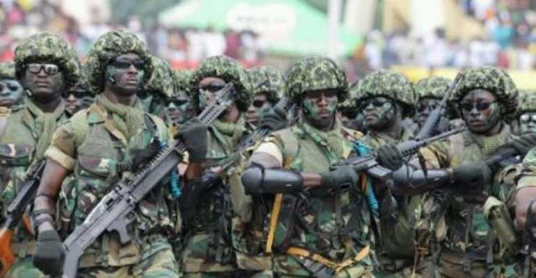 Barracks, Platoon Units To Be Set Up In Oti Region
