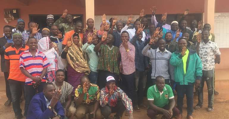 Chairman Samba To Donate Motorbikes To All Electoral Areas In Northern Region