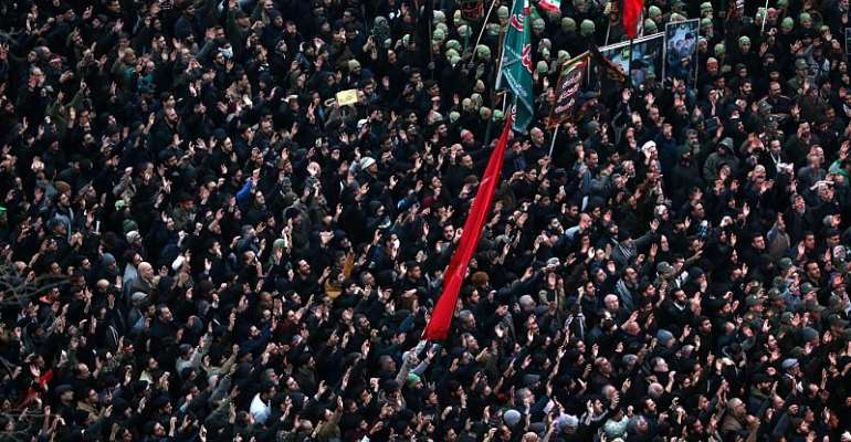 Nazanin Tabatabaee/WANA (West Asia News Agency) via REUTERS ATTE