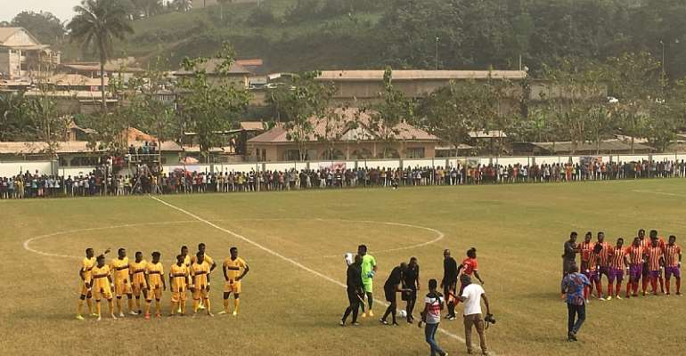 Medeama SC Post 3-0 Win Over Hearts of Oak