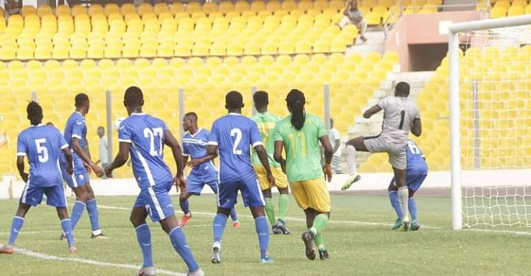 Match Report: Aduana Stars Defeat Great Olympics 1-0 After Close Contest