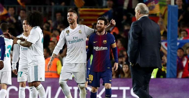 Ramos may move to another club