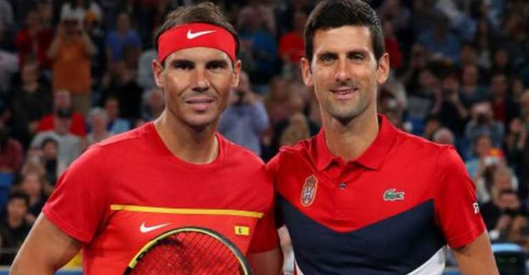 Nadal and Djokovic, stars of an ATP Cup with 12 countries