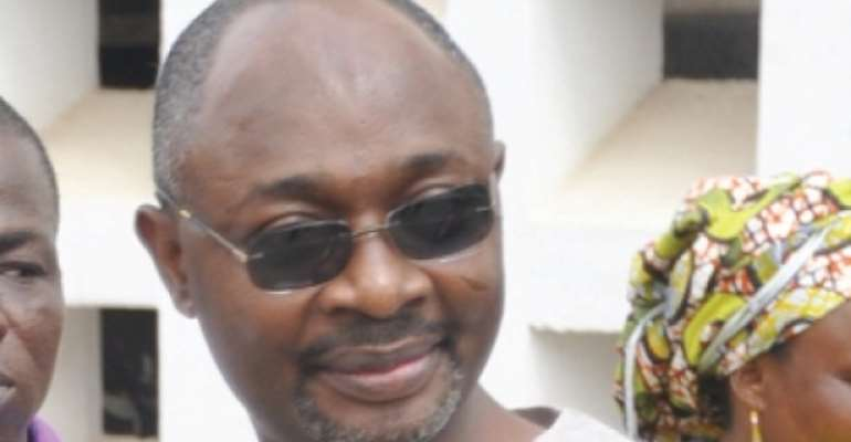 Woyome's Money Could Be Retrieved Through Political Vendetta!
