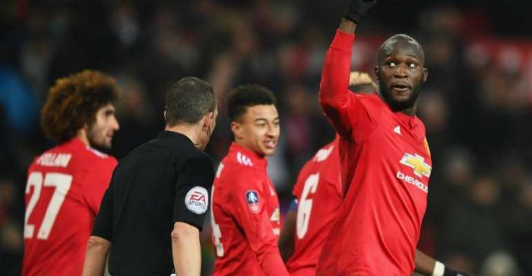Manchester United 2-0 Derby County: Red Devils Ease To FA Cup Victory