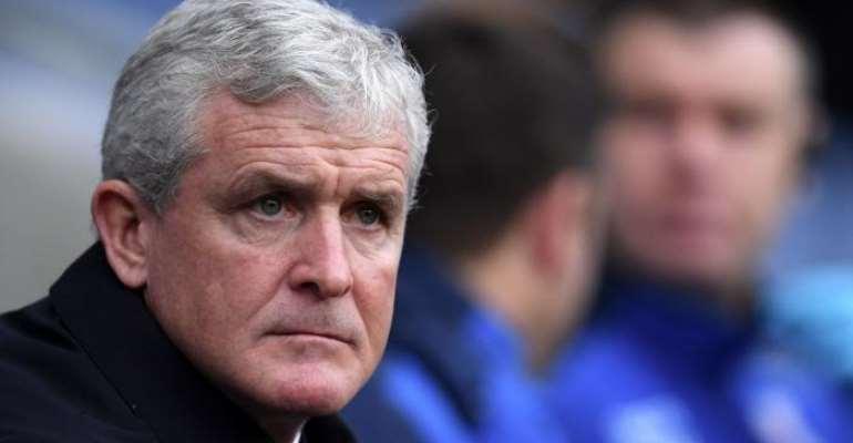 Stoke City Sack Boss Mark Hughes