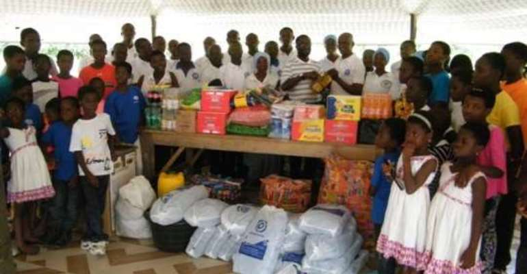 Widows Receive Support From Bethel-Grace Retreat Centre