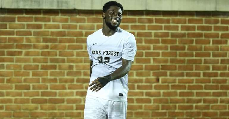 Ghanaian Duo Ema Twumasi And Francis Atuahene Named In Generation Adidas Class For MLS SuperDraft