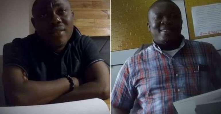 Sex For Grades: UG 'Cleanse' Gyampoh, Butakor Of Wronging Doing