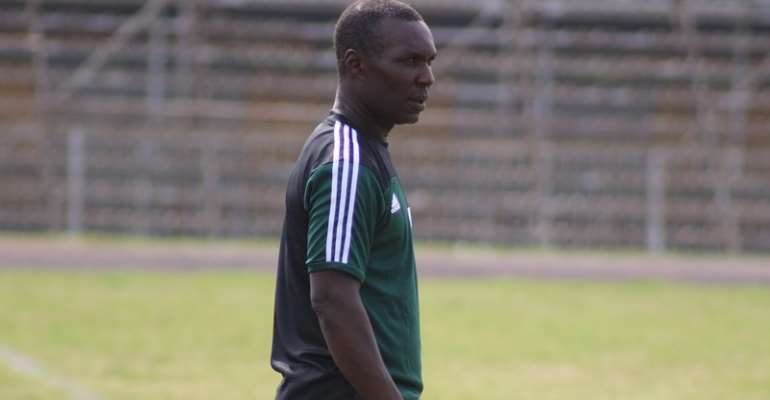 I Am Capable Of Coaching Hearts of Oak - Edward Odoom