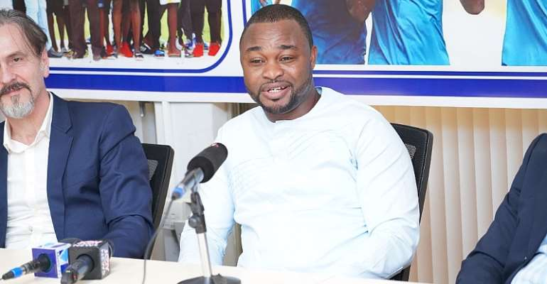 RICHARD KING ATIKPO: The Legon Cities FC Bankroller Evolving An Entire Industry