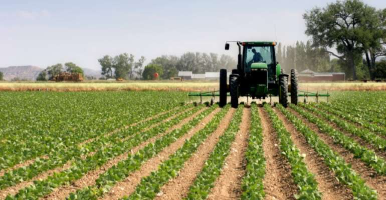 N/R: Inadequate Tractors Affecting Productivity – Farmers