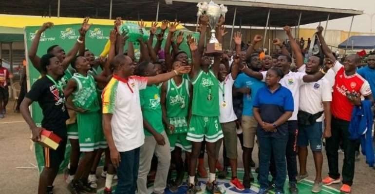 Ketabusco Adjudged 2019-2020 Sprite Ball Champions