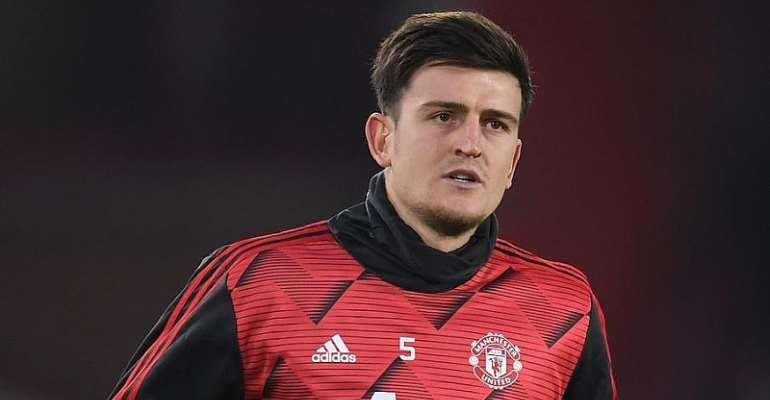 'United's Maguire An Injury Doubt For League Cup Semi'