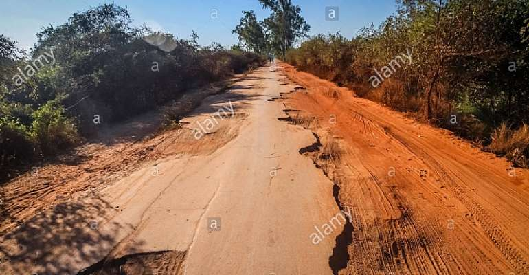 Akrofrom Residents 'Cry' Over Deplorable Road; Plead With Gov't For Urgent Step