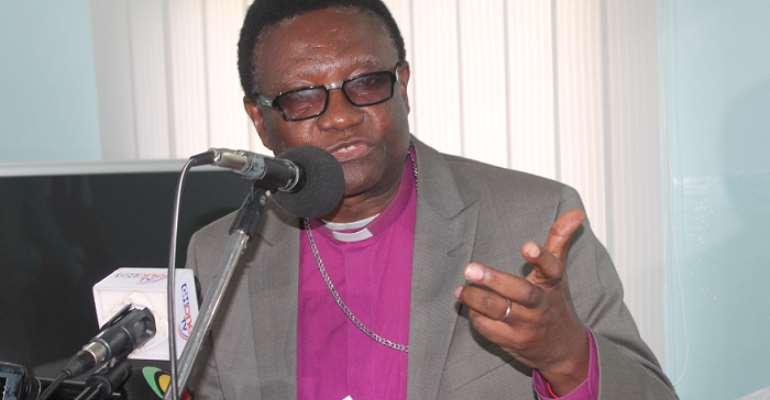 Most Rev. Professor Emmanuel Asante
